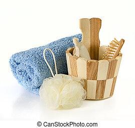 spa, accessoires