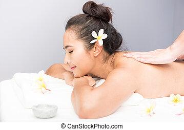 Spa and Thai massage,