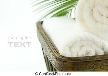 Spa Bath Towels