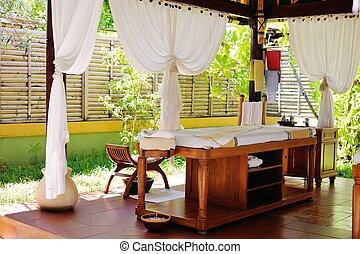 spa, beauté, masage, centre