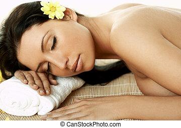 spa, entspannend