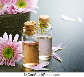 Spa Essential Oil. Aromatherapy