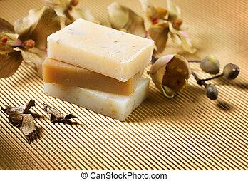 Spa. Handmade Soap