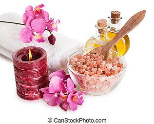 Spa Kit With Sea Salt