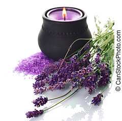 Spa Lavender Cosmetics