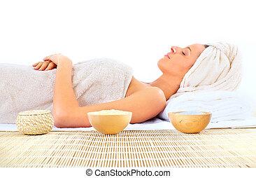 spa, masage