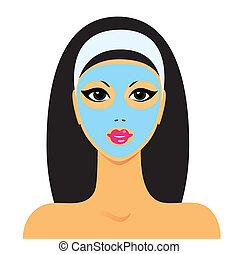 spa-mask