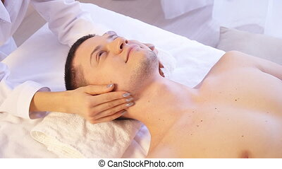 Spa massage for man health 1 2