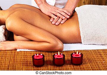 spa, massage.
