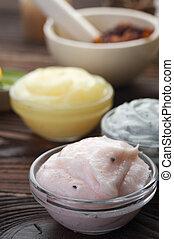 Spa. Natural Cosmetics