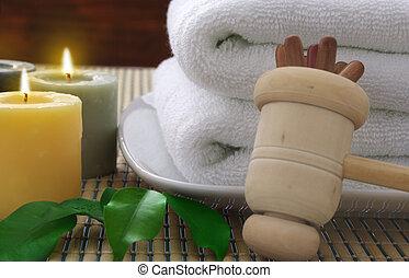 spa, objetos