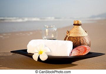 SPA on the beach