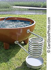 spa outside - spring park and spa bath