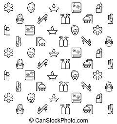 Spa Pattern
