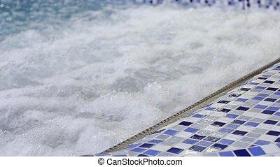 spa, piscine, natation