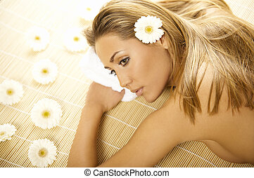 spa, relaxante, v