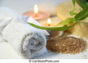 Spa relaxation - Spa and wellness items