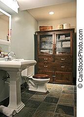 spa retreat - luxury bathroom