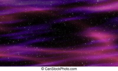 Space Clouds 2 Loop