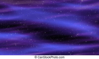 Space Clouds Loop