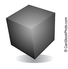 Space cube - Creative design of space cube