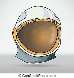 Space helmet