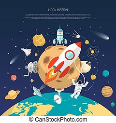 Space Mission Concept