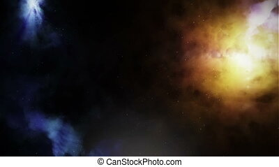 SPACE nebulas and stars