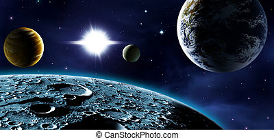 Space - Photo image space