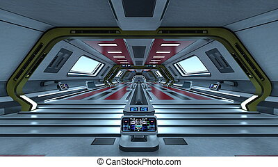 space station  - Image of space station