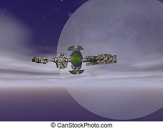 Spaceship Explored
