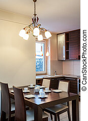 Spacious apartment - Kitchen - Spacious apartment - Modern...