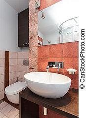 Spacious apartment - Wash basin - Spacious apartment -...
