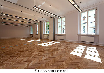 Spacious interior - Bright spacious interior for party or...