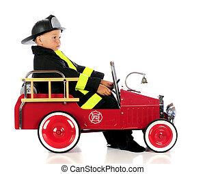 Spacy Fireman