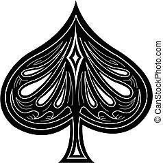Spade Clip Art - Spade clip art