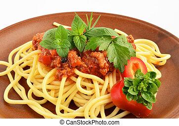 Spaghetti Bolognese 3