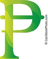 spagna, valuta, icona, peseta, simbolo