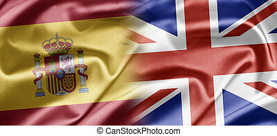 Spain and UK