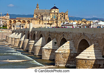 Spain, Andalusia, Cordoba, Mezquita - Spain, Andalusia. The