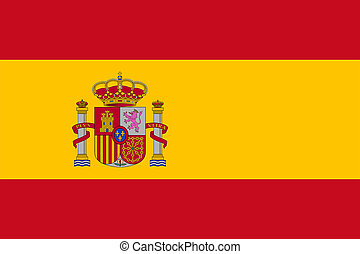 spain., bandeira