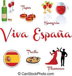 Spain- Espana- - Castilla, Espagnol, Espanola, Madrid,...