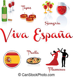 spain-, espana