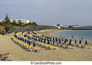 Spain, Lanzarote