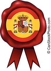 Spain Wax Seal