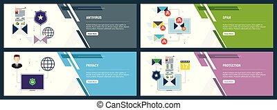 spam, bloccare, antivirus, protezione, sicurezza