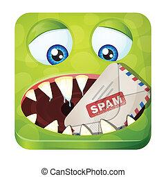 Spam eater