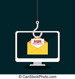 spam electronic mail icon