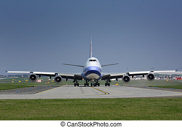 Span of plane