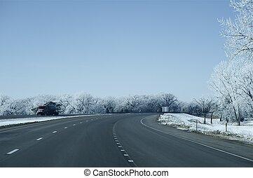 I-80 Highway Nebraska